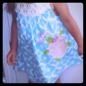 Little Girls MudPie dress